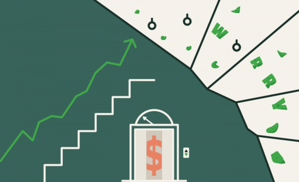 Stairs, Elevators, and Walls of Worry: What Stock Market Metaphors Really Mean