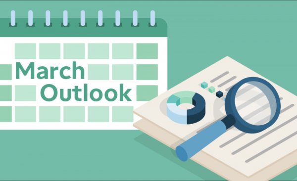 March Outlook: With New Stimulus Looming, Fed's Dovish Policy Under a Microscope