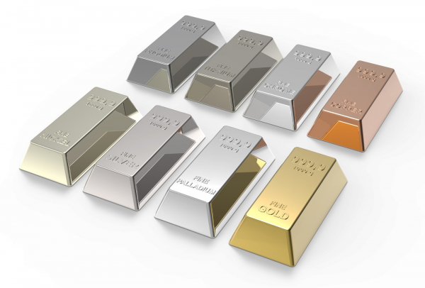 Industrial and Precious Metals: Linking Money, Value, and Economic Growth